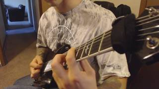 Six - All that Remains (Full Guitar Playthrough) HD1080p