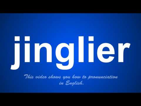 the correct pronunciation of jingoist in English.