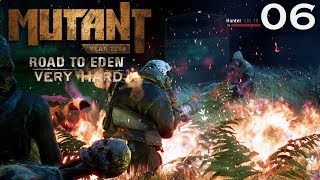 Mutant Year Zero (VeryHard) - 06 - Combat Over Fire - Mutant Year Zero Gameplay
