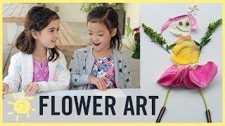 PLAY   Flower Art!