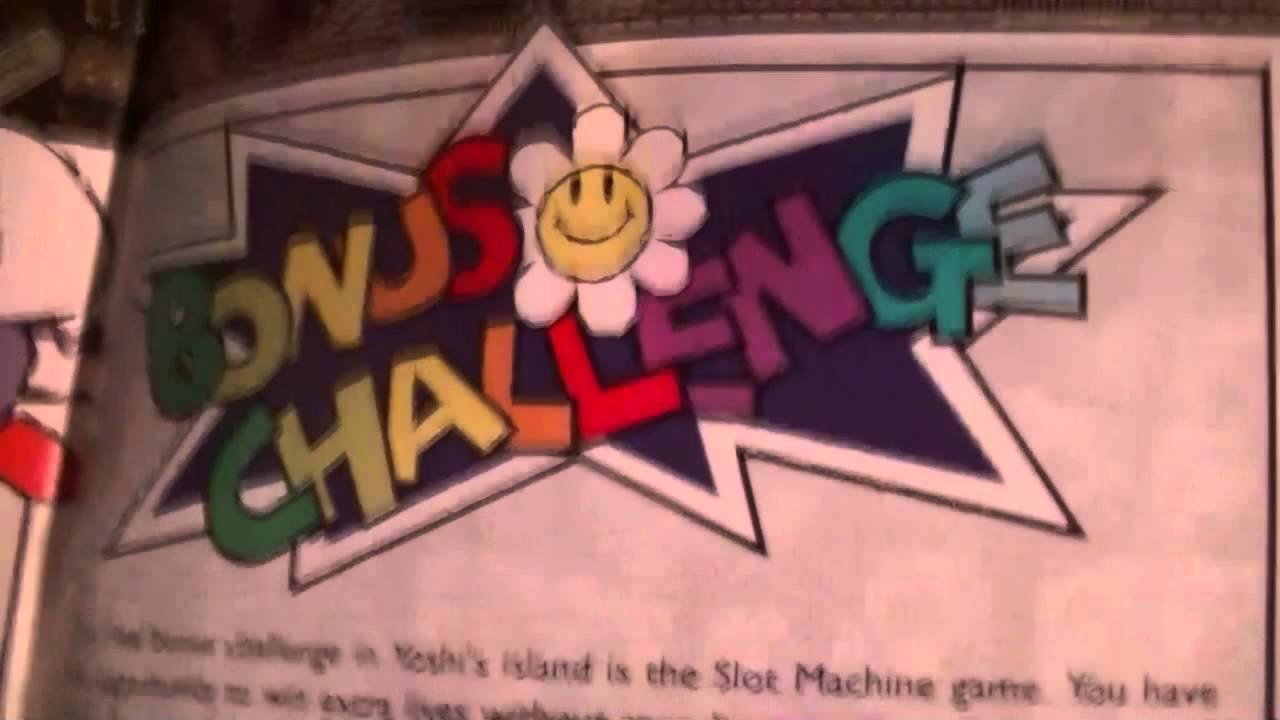 Yoshis island players guide book youtube yoshis island players guide book sciox Image collections