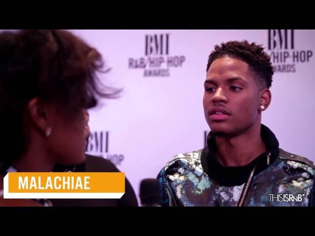 Motown Singer Malachiae Talks New Music