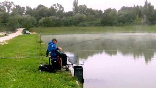 Feeder... Strategie di pesca in carpodromo