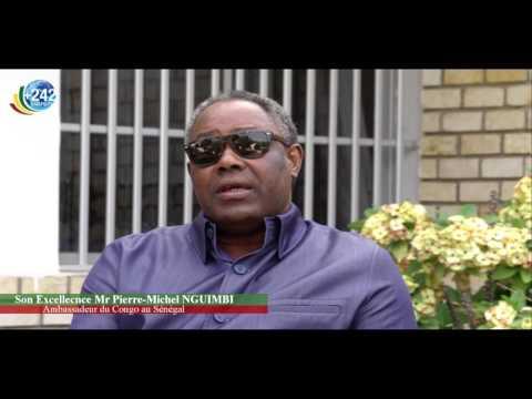 L'Invité : Pierre-Michel NGUIMBI ambassadeur du Congo au Sénégal
