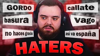 RESPONDIENDO A HATERS