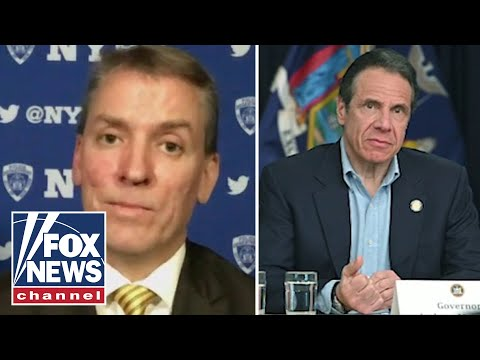 NYC Police Chief blasts Cuomo's comments on NYPD as 'disgraceful'