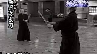 柳生新陰流 徳川家指南の剣術 Yagyu Shinkage ryu
