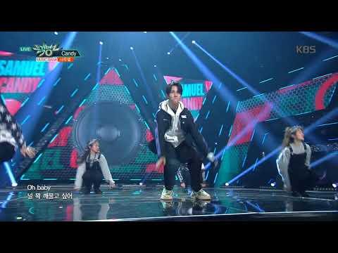 뮤직뱅크 Music Bank – Candy – 사무엘 (Candy – Samuel).20171208