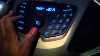 Ford ECOSPORT ambiente base model INFOTAINMENT SYSTEM LUCKNOW INDIA