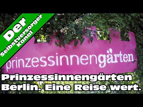 Prinzessinnengärten Berlin, der bekannteste Garten auf der falschen Rheinseite.