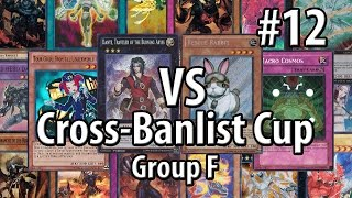 Yu-Gi-Oh! Devpro - Cross Banlist Cup - Match #12 - Burning Abyss (2015) vs. Macro Rabbit (2012)