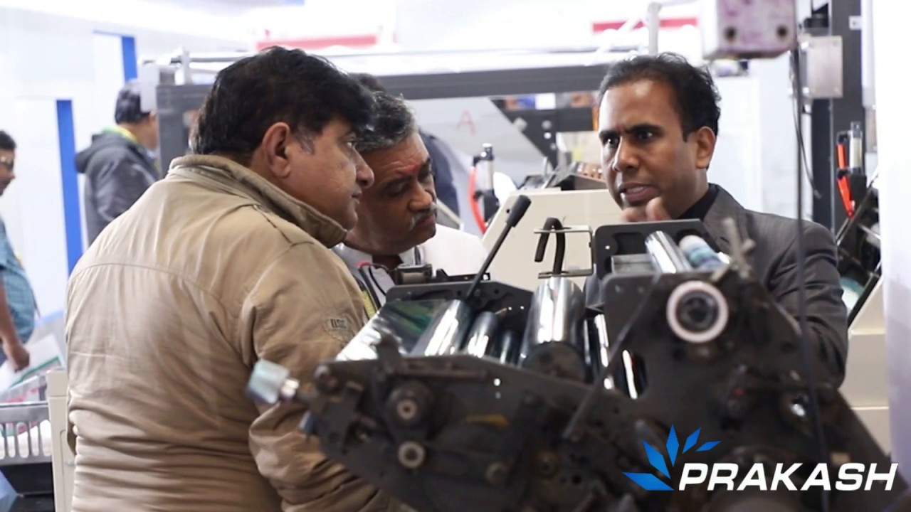 14th Printpack India 2019: Prakash Laser Was Once Again a