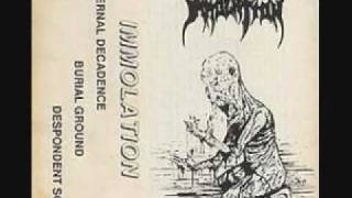 Immolation - Despondent Souls [Demo]