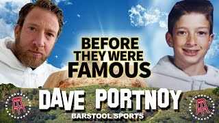 Dave Portnoy | Before They Were Famous | Barstool CEO