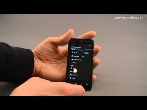 Ice Cream Sandwich-Alpha auf dem LG Optimus Speed - Hands-On - androidnext.de