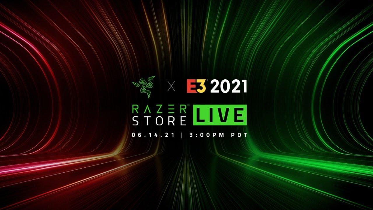 Razer Keynote – E3 2021