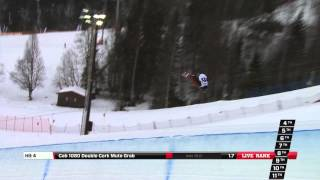 Stale Sandbech - Semi Final run at the Arctic Challenge Halfpipe 2013