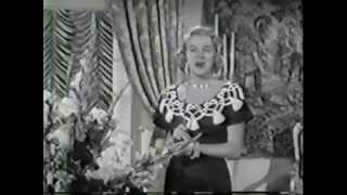 Rosemary Clooney ~ Give Me The Simple Life