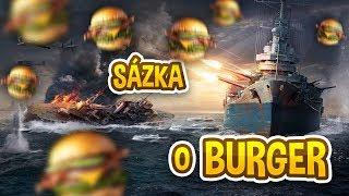 Jawo a jeho sázka o Burger 🍔 [Lodičky]