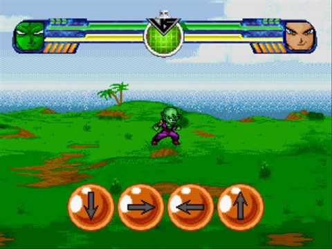 dragon ball z galactic warriors game