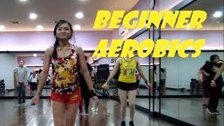 Senam aerobik full 1 jam koreo mudah tapi gobyos!!!
