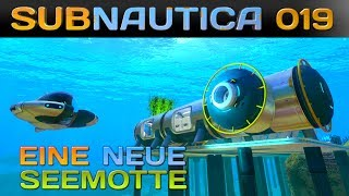 SUBNAUTICA [019] [Eine neue Seemotte] Let's Play Gameplay Deutsch German thumbnail