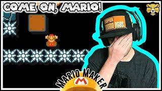 Beetle Bouncing And Skeleton Skipping: Mario Maker