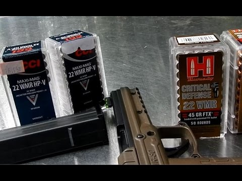 The BEST Kel-Tec PMR30 Ammo
