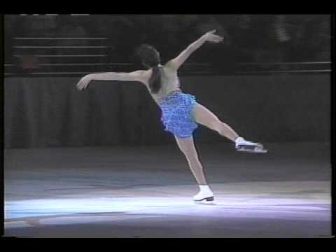 Kristi Yamaguchi (USA) - 1994 World Team Figure Skating Championships, Artistic Program