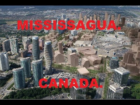 Trip to Mississauga City, Ontario.Canada..Part 2