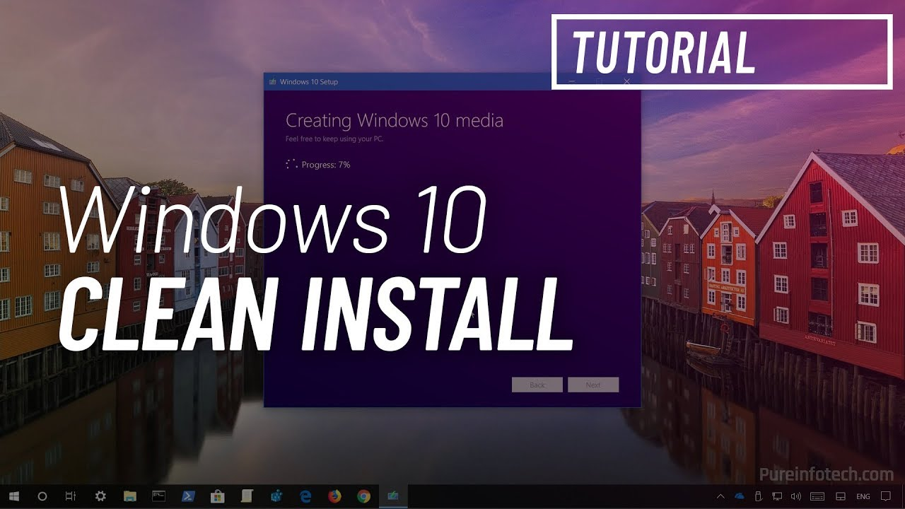Windows 10 October 2018 Update: Clean install with USB flash drive tutorial