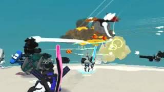 オンラインロボアクションRPG - 「鋼鉄戦記C21」