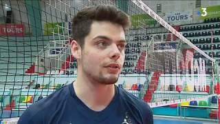 Graine de : Paul Nicole, un Dijonnais dans l'élite du volley-ball