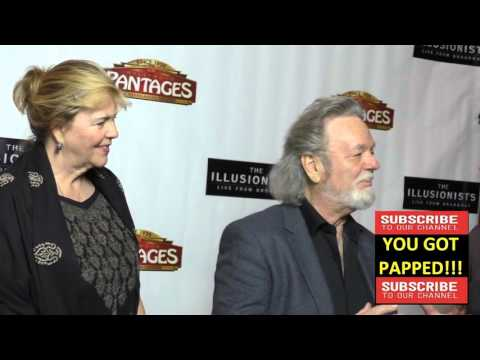 Russ Tamblyn at The Illusionists   Live From Broadway at Pantages Theatre in Hollywood