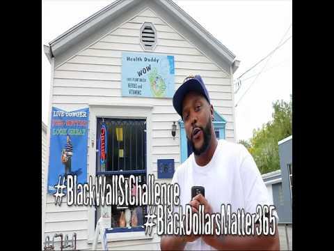 #BlackWallstChallenge - Health Daddy Wow - Louisville, KY.
