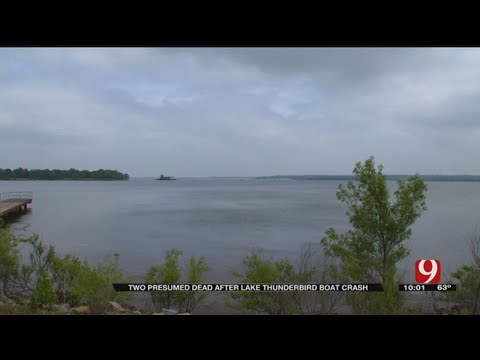 Crews Search For Two Missing On Lake Thunderbird