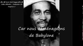 "Bob Marley ""Africa unite"" traduction FR"