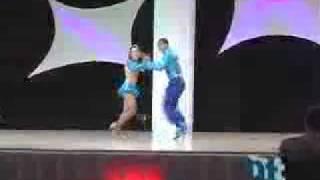 Fastest Salsa Dancers