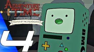 Adventure Time Pirates of the Enchiridion - Gameplay Walkthrough Part 4 - Beemo Rescue