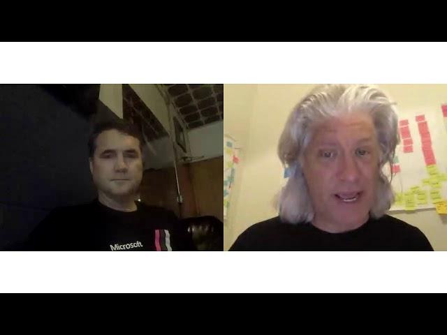 Ep 23: Bob Cooney's Virtual Reality Deep Dive - Steve Grubbs of VictoryXR