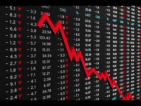 Market Crash Warning - The Bitcoin Crash and how it could create a Bloody Monday - Update #1!