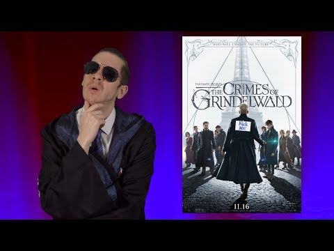 Fantastic Beasts: The Confusing Crimes of Grindelwald - Terrence Reviews