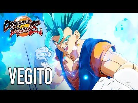 Dragon Ball FighterZ - XB1/PS4/PC - Vegito Character Intro