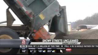 Some Roads Still Icey After Darke County Cancels Snow Emergency
