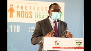 Covid-19 : point de situation en Côte d'Ivoire au dimanche 19 avril 2020