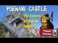 Poenari Castle. The real Dracula Fortress. Romania 2015