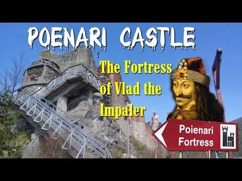 Poenari Castle. The
