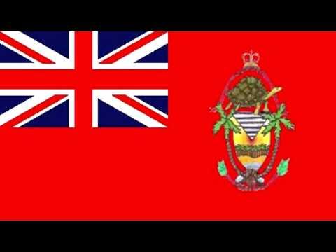 Bandera e Himno de Islas Ashmore y Cartier (Australia) - Flag of Ashmore and Cartier Islands