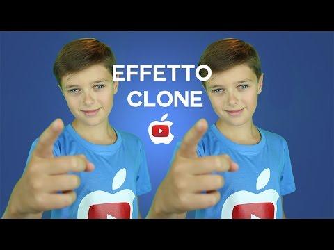 Come fare l'effetto clone!