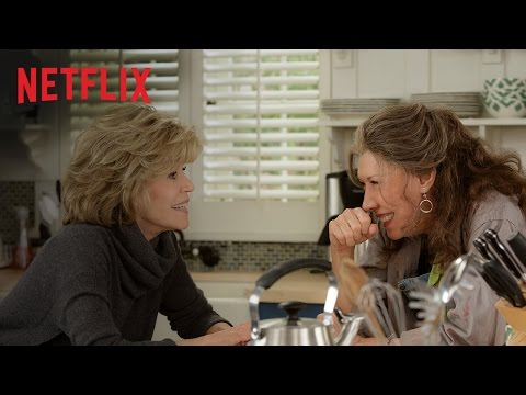 Grace and Frankie - Trailer oficial legendado - Netflix [HD]